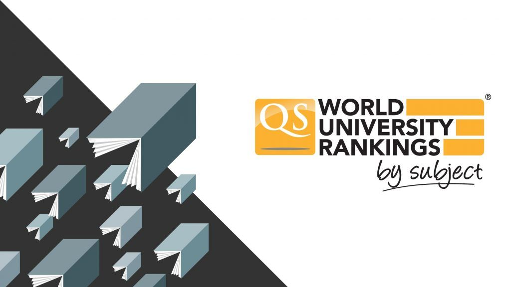 Would You Mind Finding Out Full List Qs 2019 World University Rankings By Subject Qs World University Ran University Rankings World University College Rankings