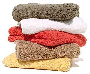 Abyss Towels! Available in a huge assortment of designer colors and sizes.