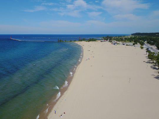 10 Best Michigan Beaches