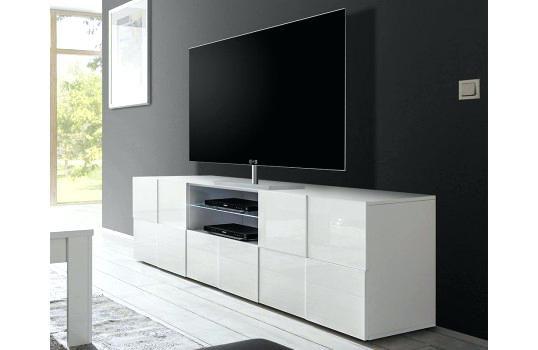 Redoutable Meuble Tv Grande Hauteur Decoration Francaise