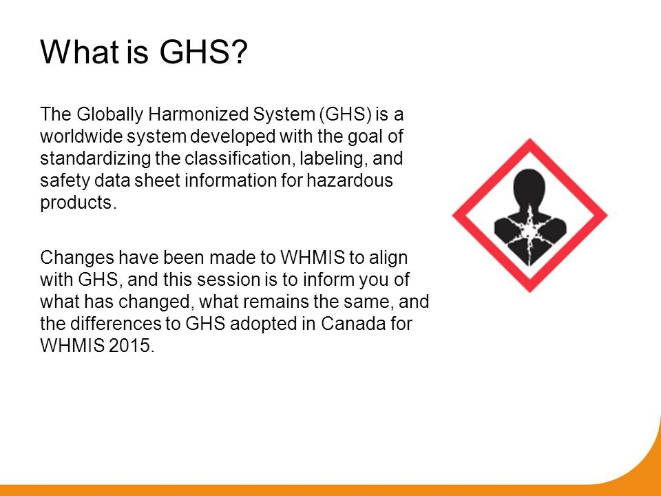 whmis labels template - what is ghs the ghs is an acronym for the globally
