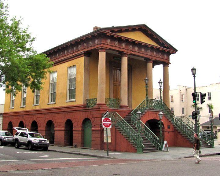Charleston Old City Market City market, City of