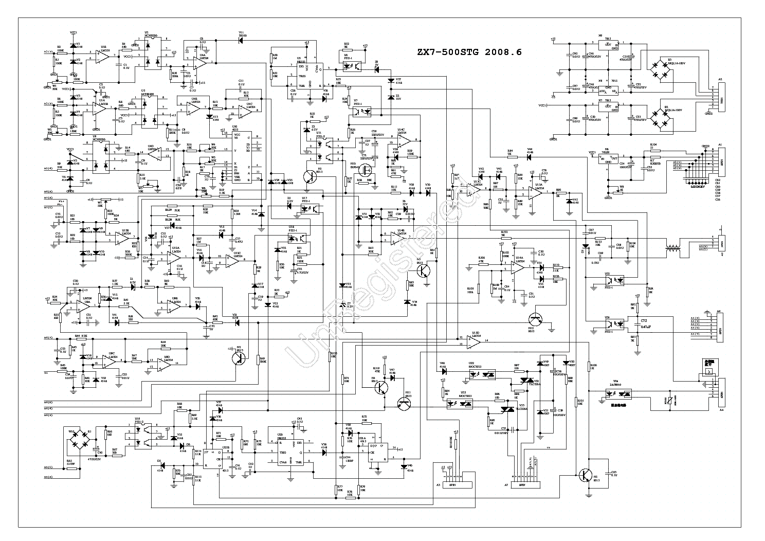 welding diagram pdf wiring diagram today inverter welding machine circuit diagram pdf mig welder wiring diagram [ 1488 x 1052 Pixel ]