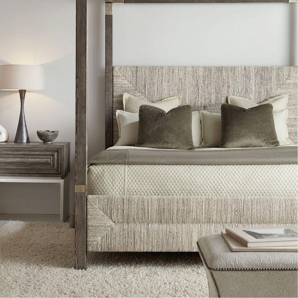 Bernhardt Interiors Palma Canopy Bed