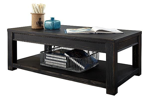 The Gavelston Coffee Table From Ashley Furniture HomeStore AFHScom - Ashley gavelston coffee table