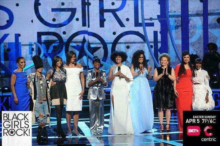 Black Girls Rock 2015
