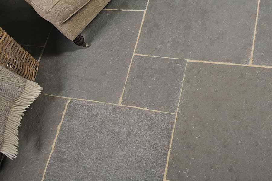 image result for gray rustic stone flooring empire farmhouse