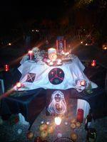 Altar de la Gran Guardia 2013 del Templo de Hécate