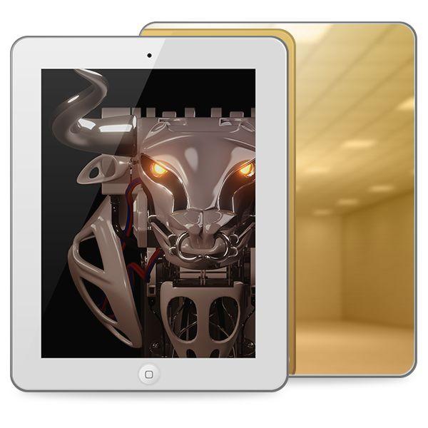 iPad 2, 3, and 4 HD Screen Protection