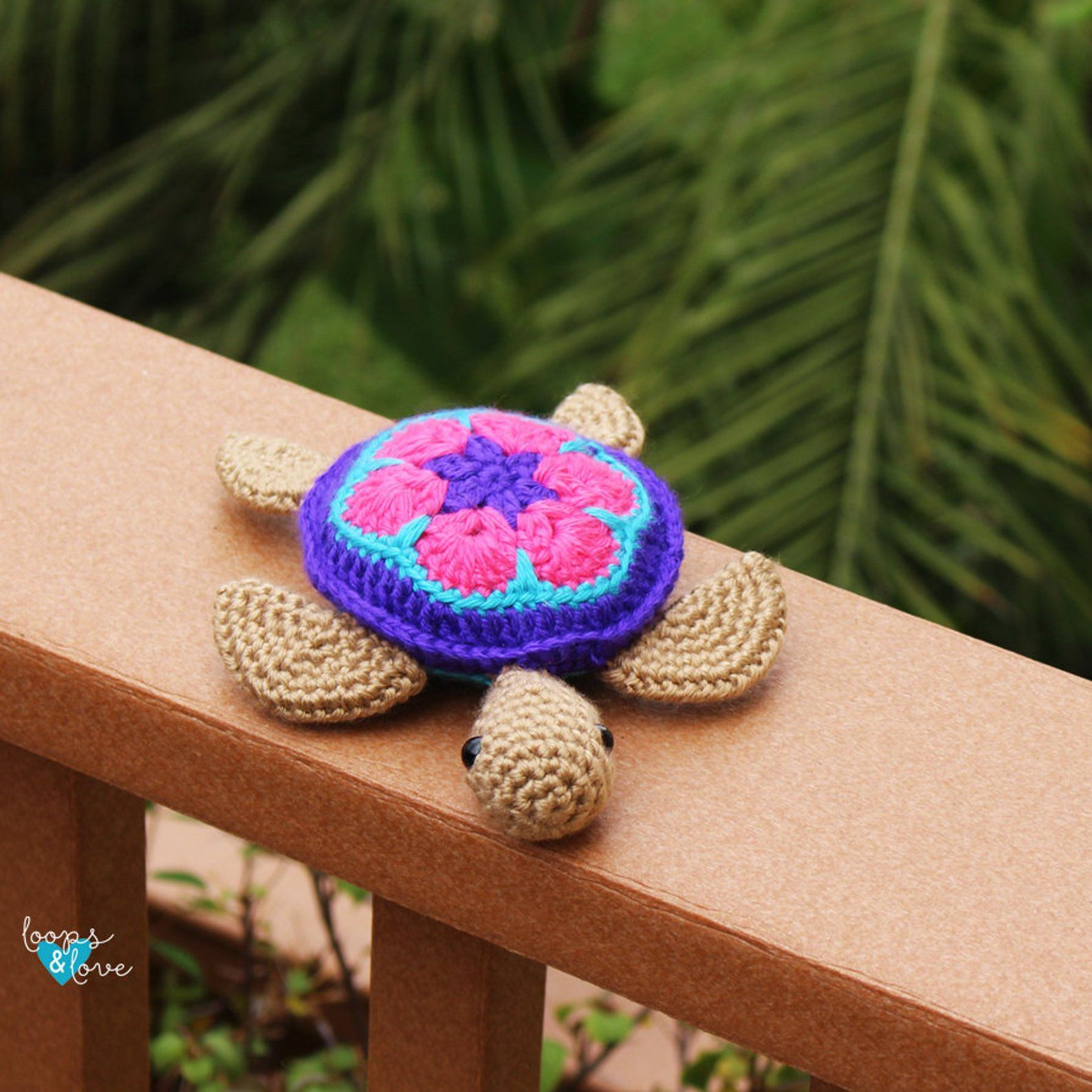 Crochet Sea Turtle | Crochet Turtle | Turtle Crochet Pattern | Turtle Amigurumi | Sea Turtle Crochet Pattern | Crochet Animals | Crochet Toy #crochetturtles