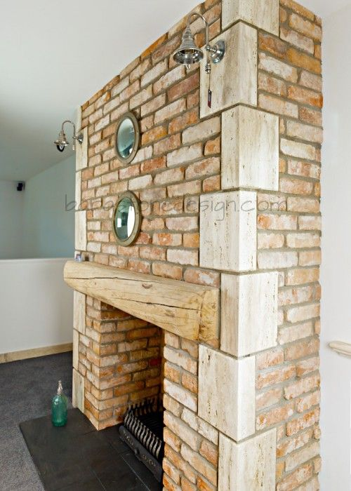 Image Result For Old Belfast Brick Fireplaces Brick Fireplace