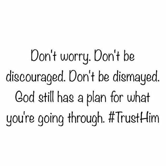 Trust him.....