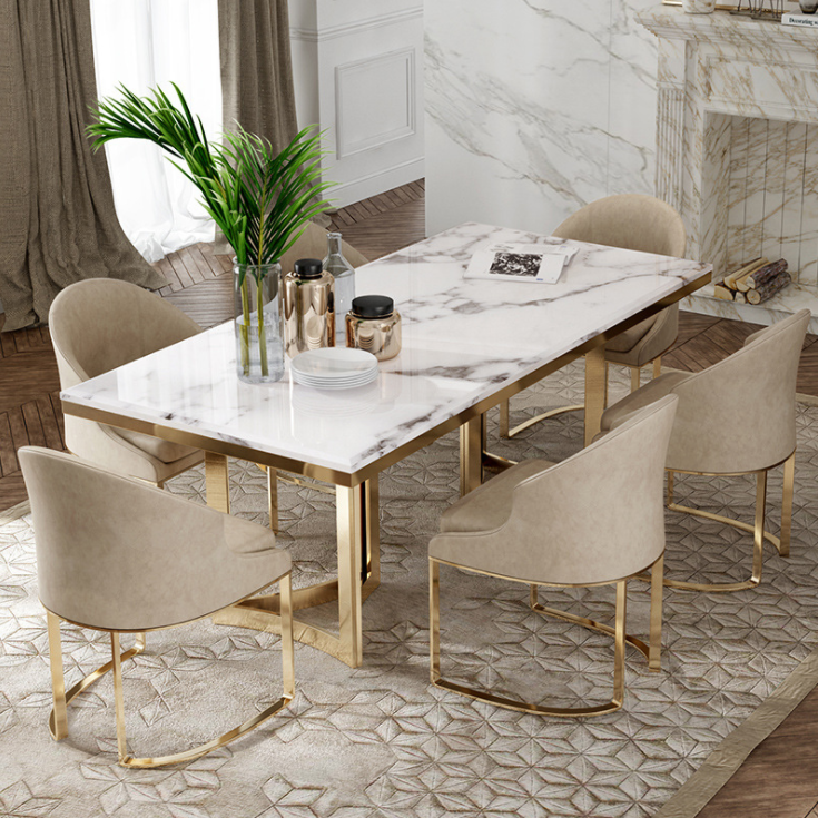 Marmor Esstisch In 2020 Dining Room Table Decor Table Decor Living Room Luxury Dining Room