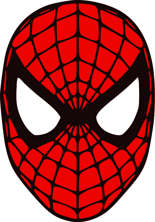 Pin By Megan Roberts On Luke S 6th Birthday Spiderman Coloring Spiderman Mask Spiderman Face