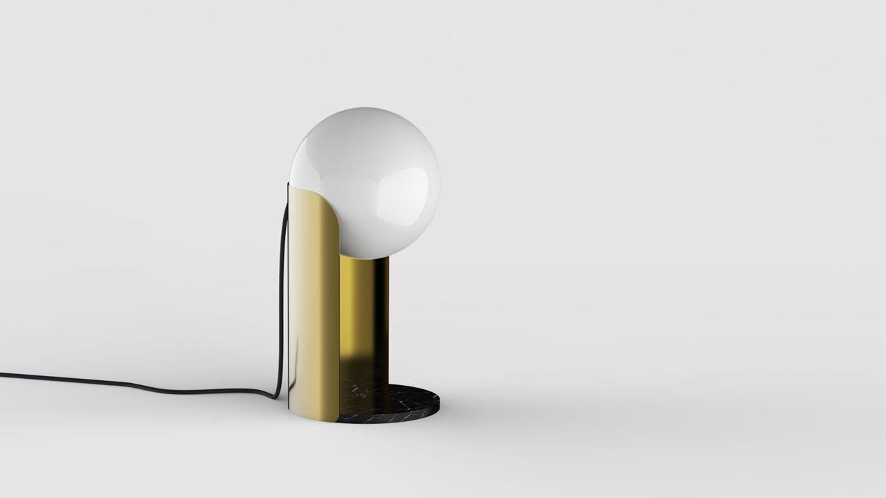 Design cinq nouveaux luminaires minimalistes light
