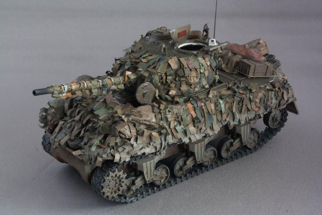 Leger modelen, army models