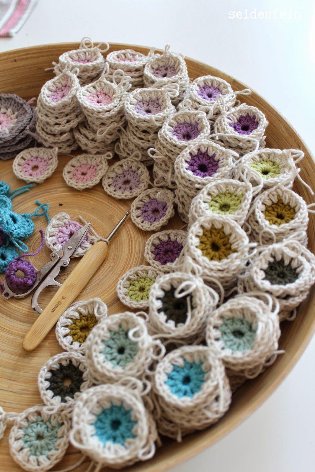 Pin von liliana cañas auf CROCHET | Pinterest | Häkeln, Decken und ...