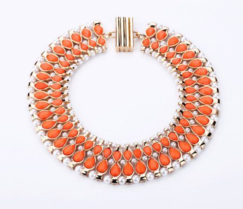 2013 Classic Refinement Popular Crew Style Fashion Necklace xl00213 CharmLight Jewelry Online Shopping click on Amazon here http://www.amazon.com/dp/B00FC9GUE4/ref=cm_sw_r_pi_dp_botNtb1WAM1DJADQ