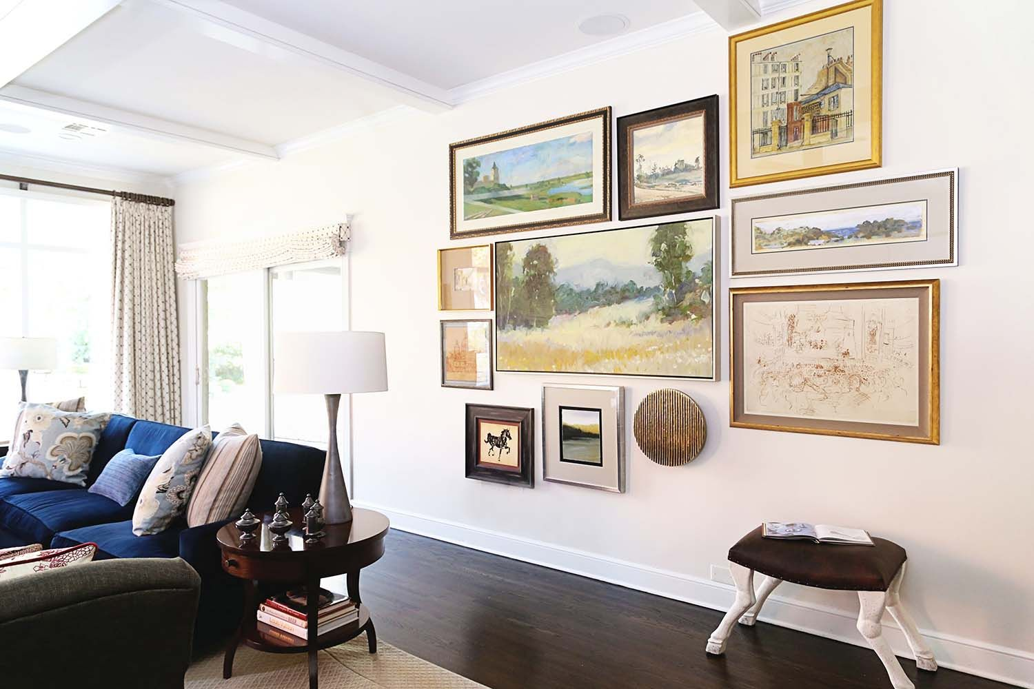 Beautifully Updated Transitional Home In Historic District Of