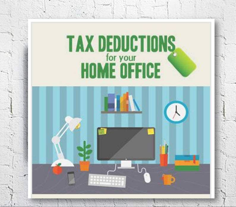 Home Office Tax Deductions Calculator 2019 Microsoft