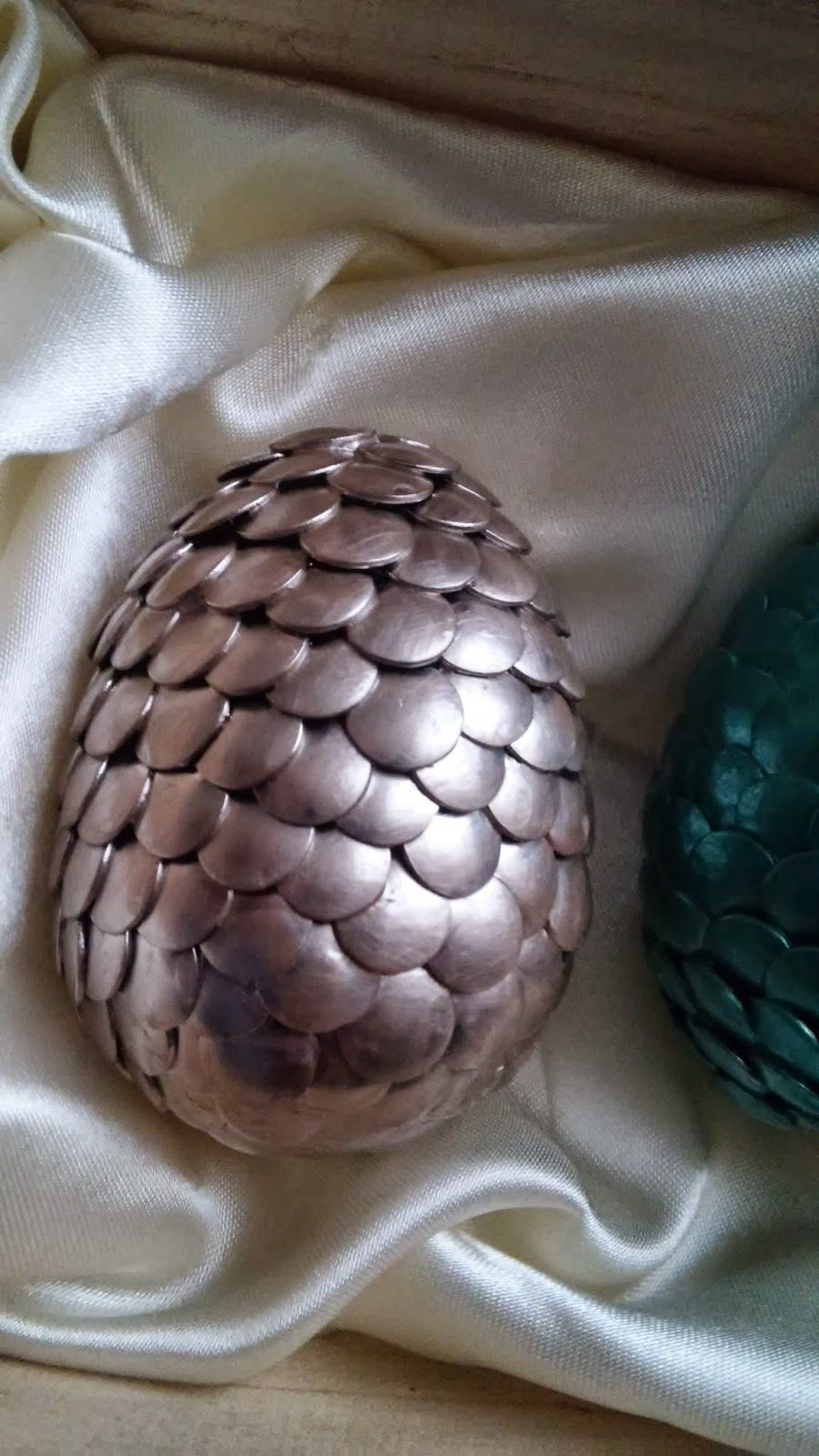 the thriftiness miss diy game of thrones dragon eggs or