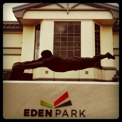 Eden Park in Auckland, New Zealand