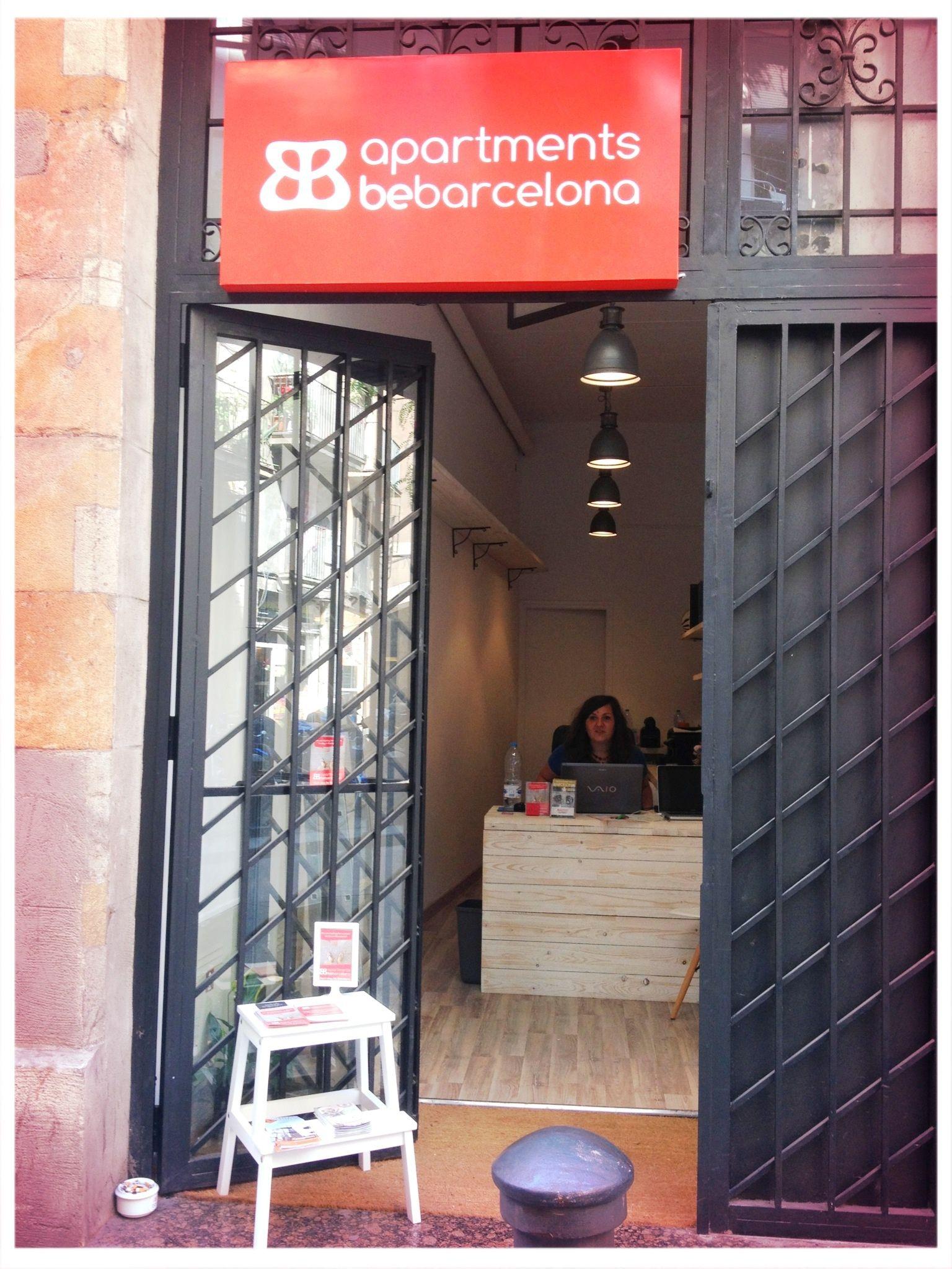 OUR OFFICE IN PLAZA DE LA LLANA, 8