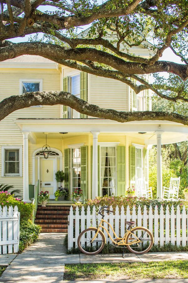 Our Dream Homes Of 2016 In 2019 Curb Appeal Yellow