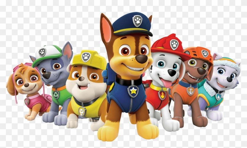 Find Hd Collection Of Paw Patrol Clipart Free High Quality Paw Patrol Hd Png Download To Search A Paw Patrol Clipart Paw Patrol Characters Paw Patrol Pups