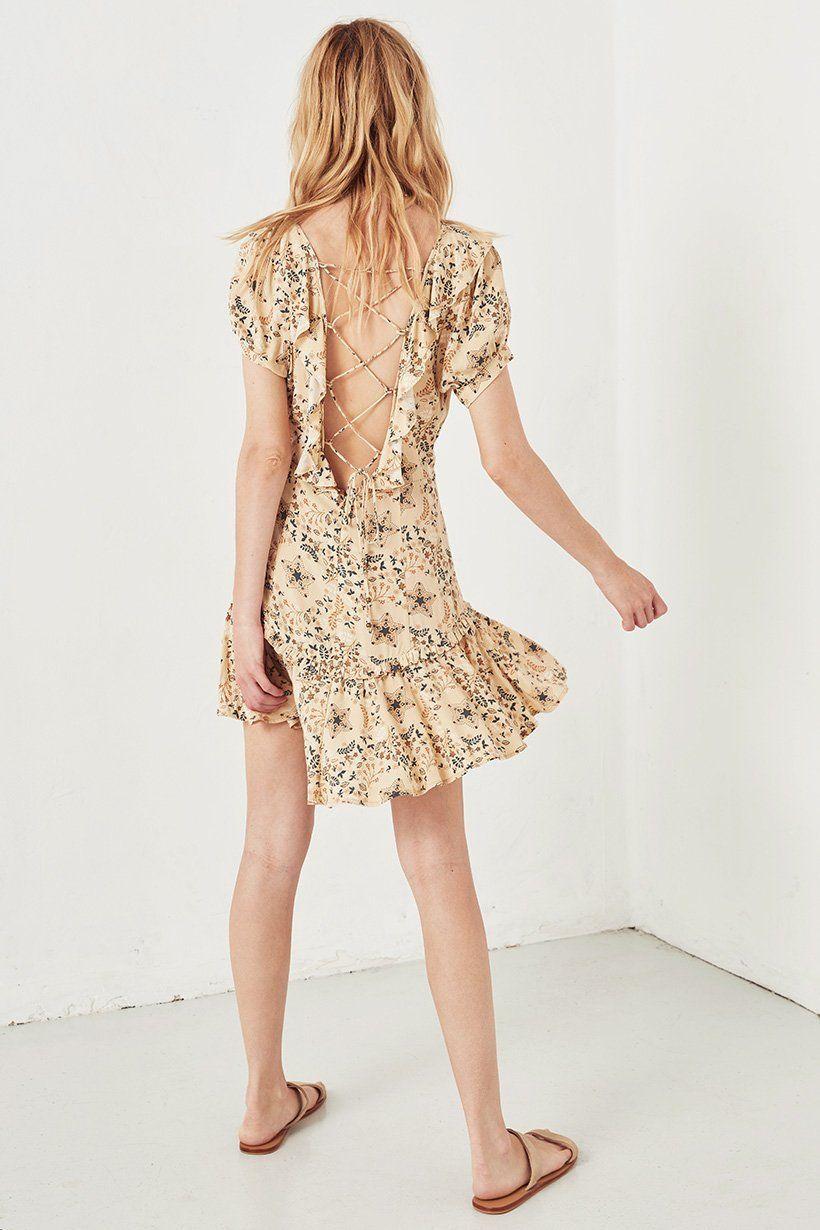 26f90b7327138 Spell Designs Celestial Mini Dress | Things I want | Dresses, Maxi ...