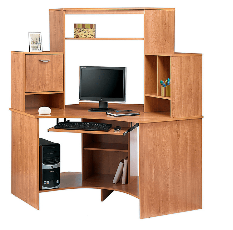 Corner Desk Office Max Black