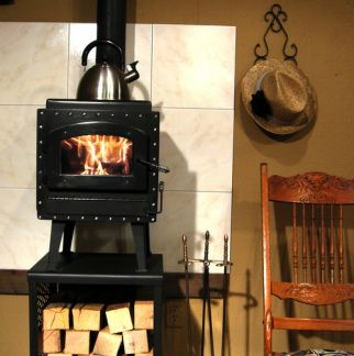 The Mini 12 Is A High Efficiency Low Emissions Tiny Wood