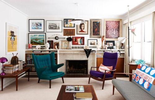 paris2london:  (via Louise and Martin McIntosh — The Design Files | Australia's most popular design blog.)