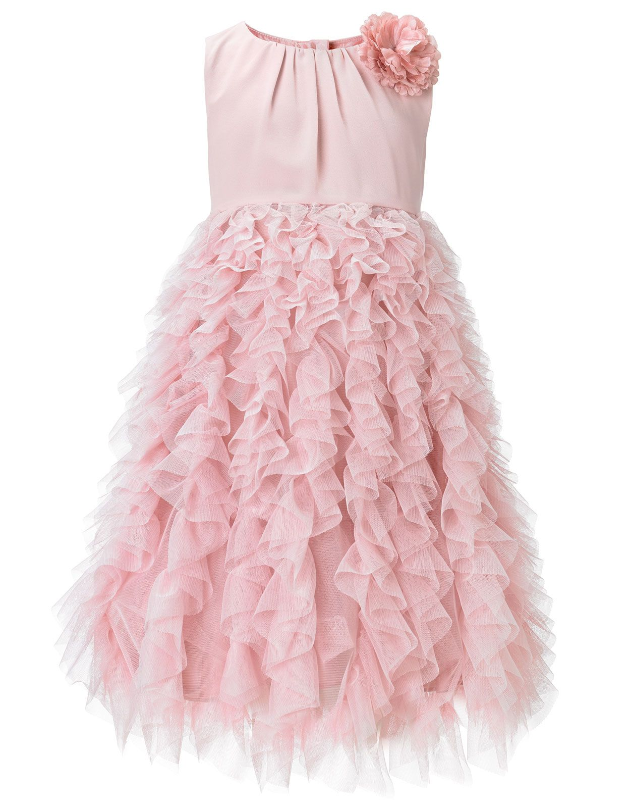 Pom Pom Dress | Pink | Monsoon | ELEGANT TINY DRESSES | Pinterest ...