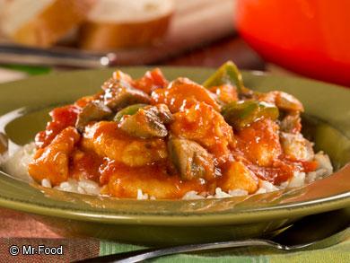 Chicken Cacciatore One Pot Recipe Chicken Recipes Easy Quick Chicken Cacciatore Yummy Chicken Recipes
