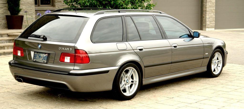 Bmw 540i Dinan Wagon Waghoons Bmw Bmw Wagon Bmw E39