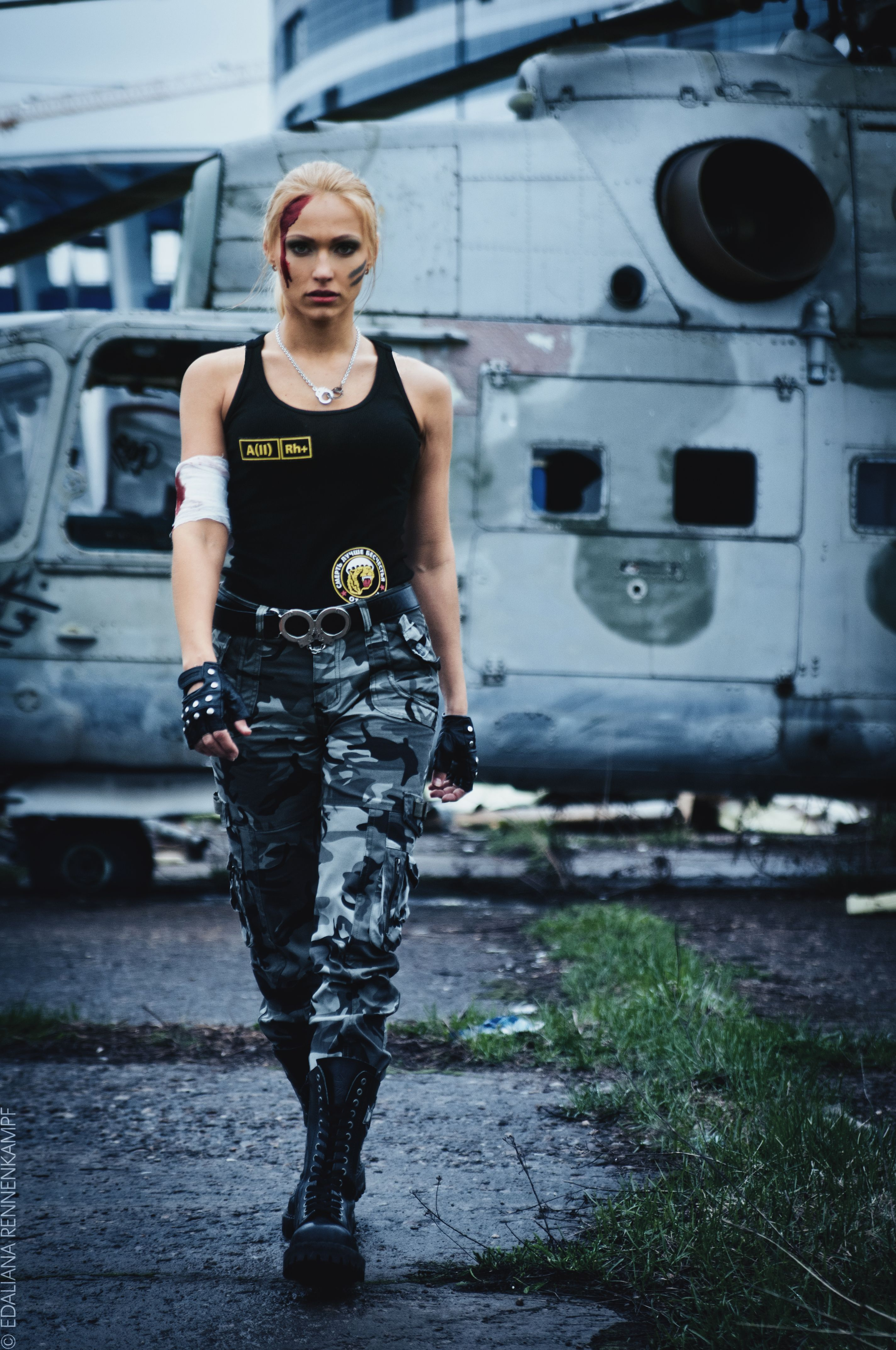 military combat sonya blade cosplay | other | Pinterest ... - photo#30