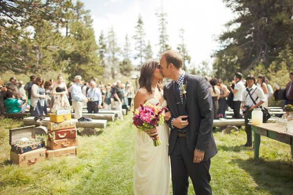Lake Tahoe Wedding at The Hideout | Orange Turtle Photography  #TahoeUnveiled #LakeTahoeWedding