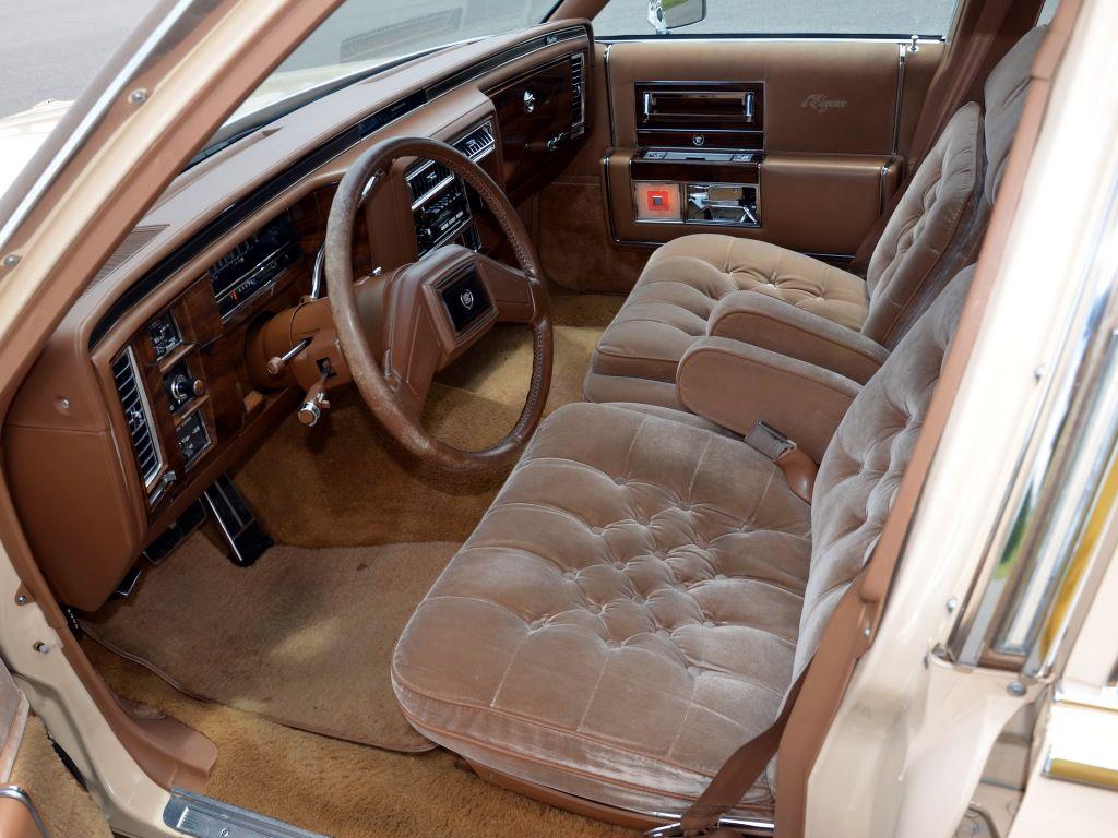 Pin On Cadillac Fleetwood Brougham 1980 92