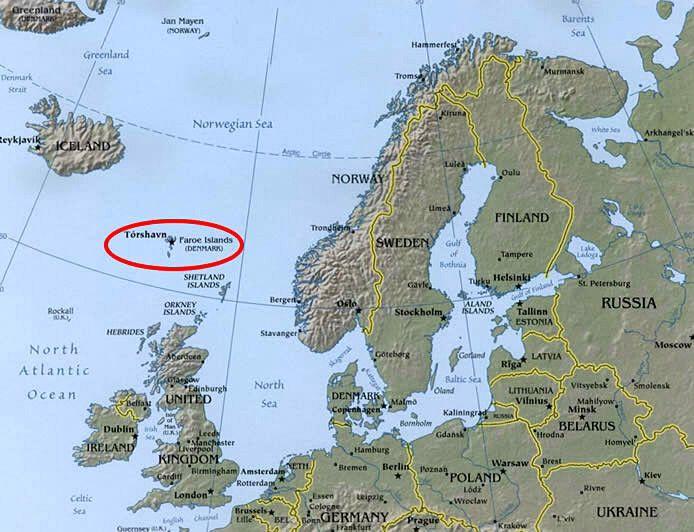Faroe Islands | Faroe islands, Faroe islands map, Island