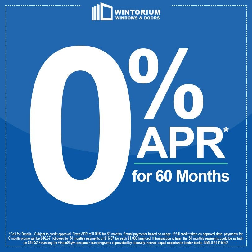 Wintorium Windows Doors Offers 0 Interest For 60 Months That S 5 Years With No Interest Plus 0 Money Down Windows Doors Ply Gem Free Quotes