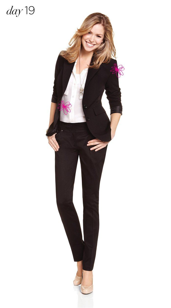 ef7224b24f0 Great staple outfit for any working girl s wardrobe
