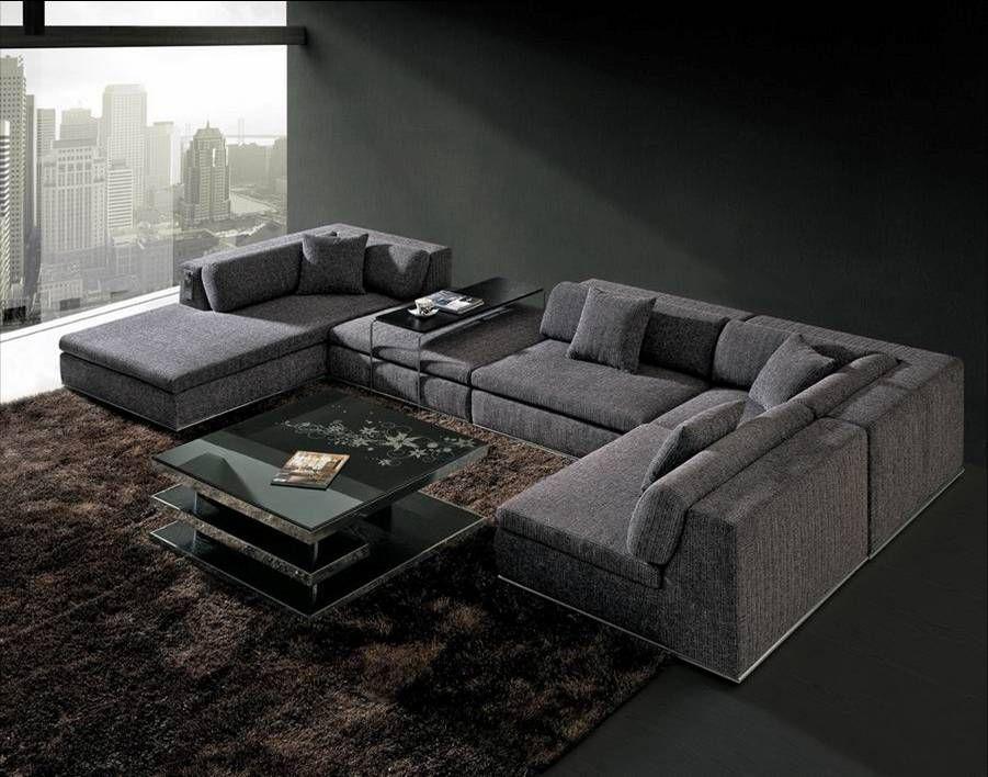 Gh 463 Modern Furniture Platform Beds Sectionals Oturma Odasi Takimlari Ev Ic Mekanlari L Koltuk