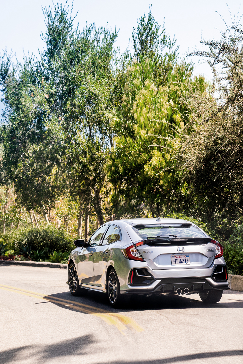 No Matter How Excited You Are For The Weekend You Need A Reliable Vehicle That S Why The 2020 Civic Hatchba Honda Civic Hatchback Civic Hatchback Honda Civic