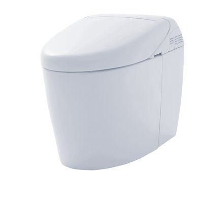 Toto Neorest® DualFlush Elongated OnePiece Toilet (Seat