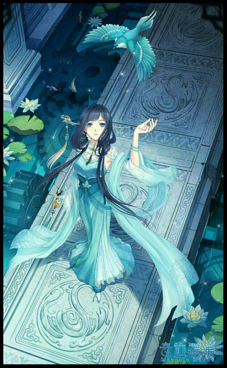 Beautiful  Anime, Anime art girl, Anime fantasy