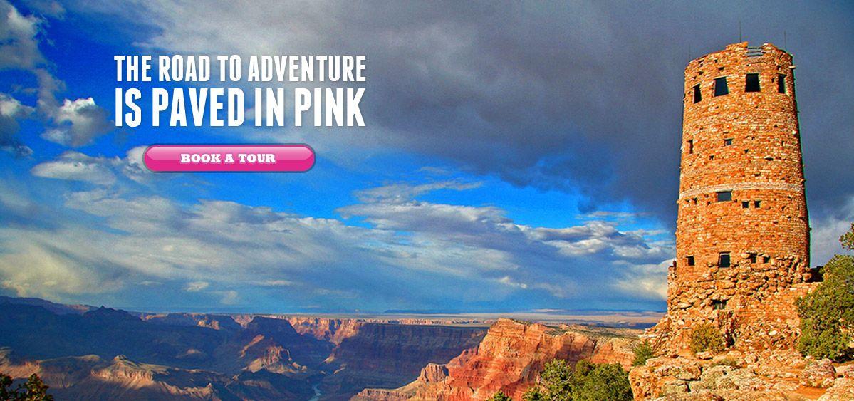 Pink Jeep Adventure Tours Scottsdale, Arizona