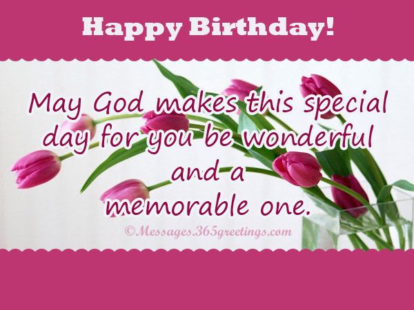 religiousbirthdaycardsfree – Religious Birthday Card Messages