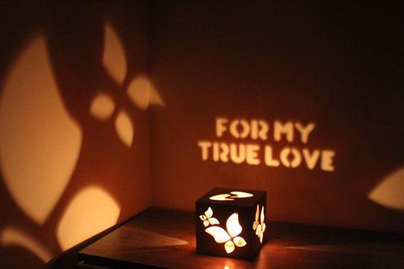 Boyfriend Birthday Gift True Love By MagicWoOod