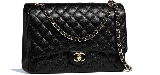 e7d1750d6a55 Maxi Classic Handbag